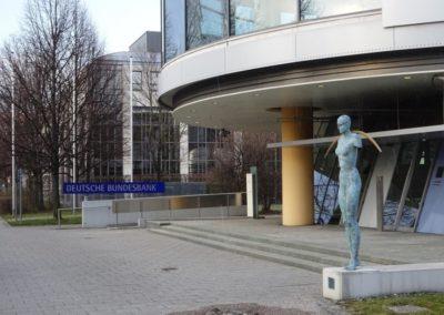Baumpflege – Deutsche Bundesbank