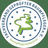 Mitglied im Fachverband geprüfter Baumpfleger